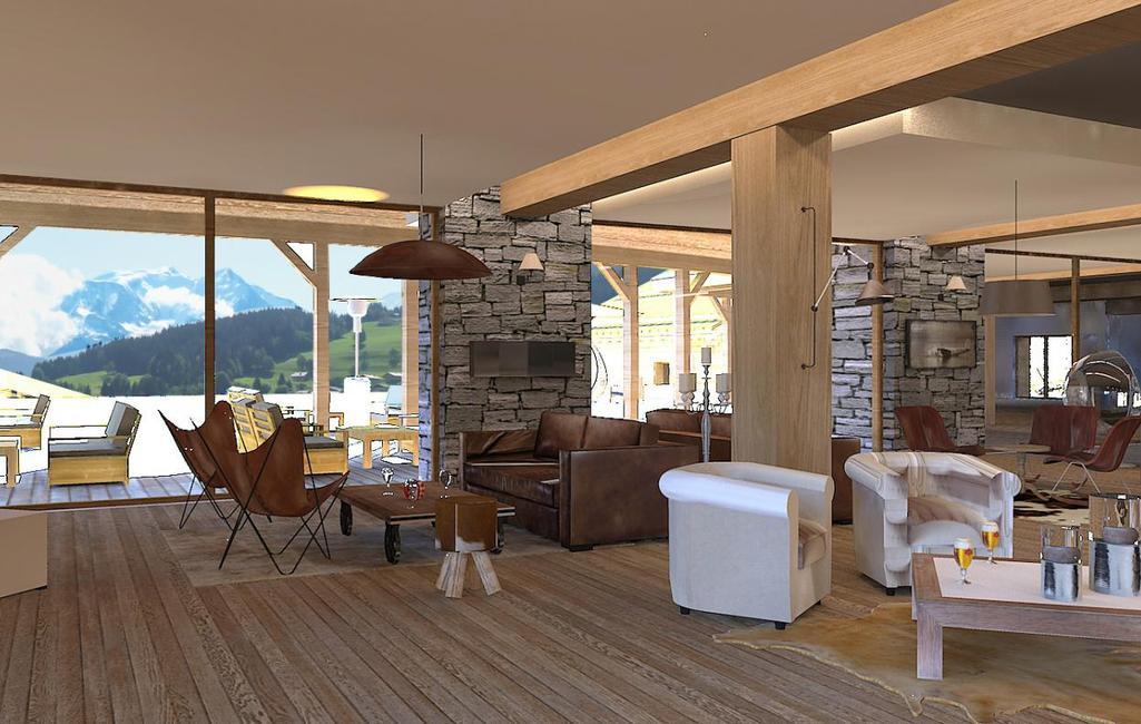 Immobilier Combloux : Alpi immobilier présente le projet