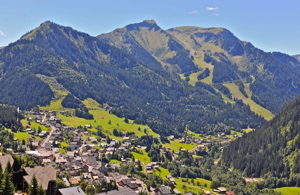 Chalet montagne à Chatel