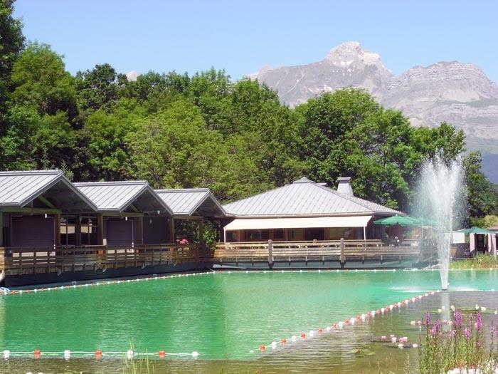 Les fermes du mont blanc combloux agence immobili re for Combloux piscine