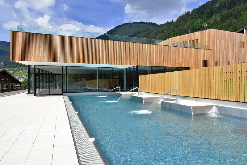 Fitness Center O in Châtel