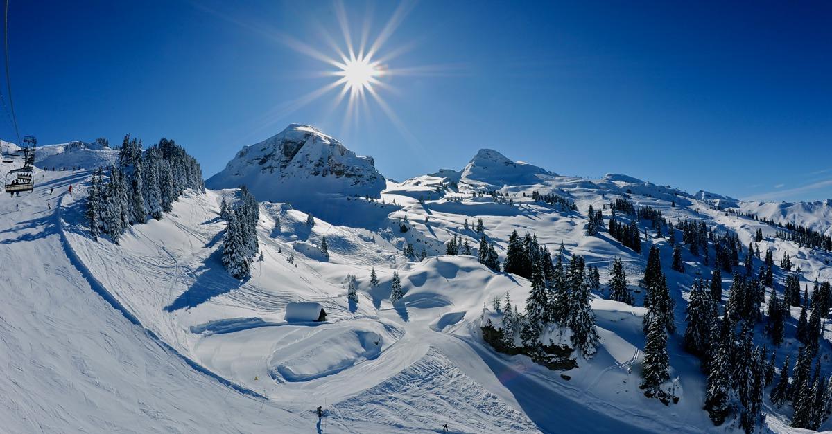 ski chapelle d'abondance