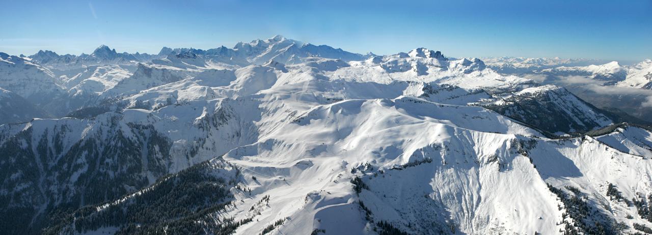 S'informer sur les stations de ski des Alpes Françaises