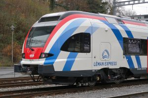 train leman express